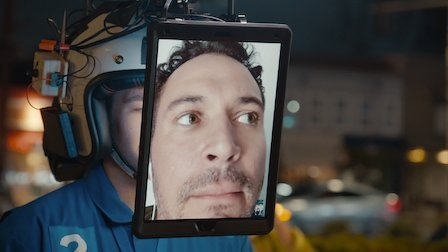 Justin Willman performs virtually with the use of an Ipad